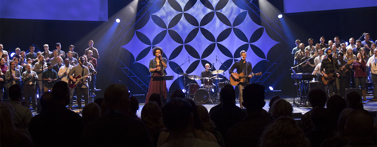 The Worship 4:24 Conference will be held January 25-26 at Cedarville University featuring Dove Awarding-winning singer-songwriter Meredith Andrews.