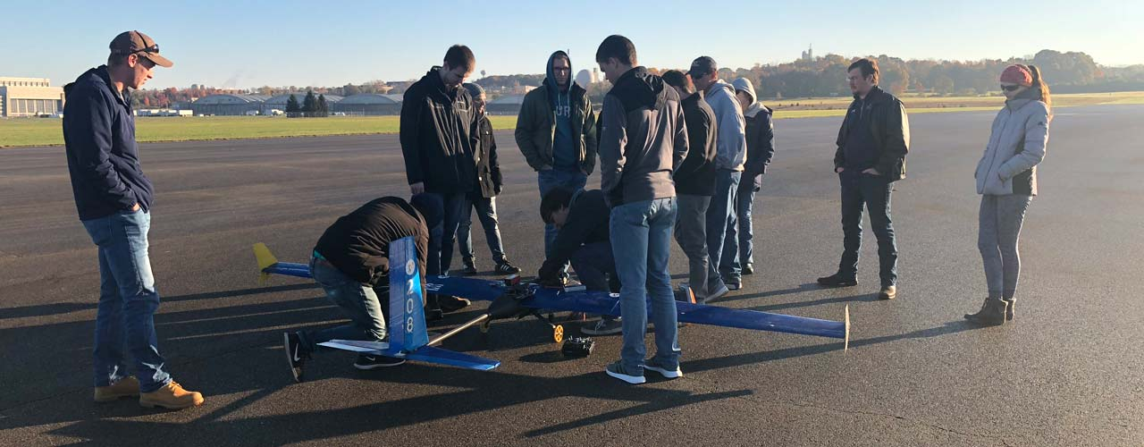 Cedarville engineering design team preparing for Mission to Mars competition