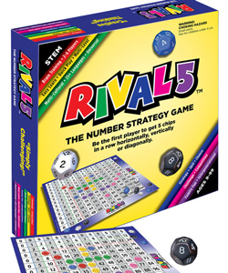 Rival 5 board game