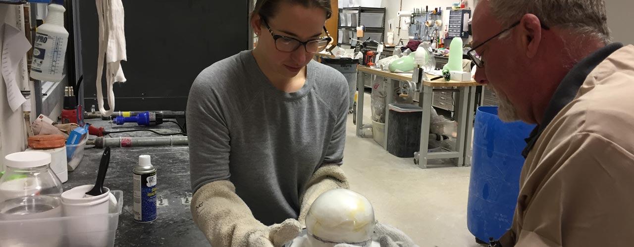 Custom prosthetic liner project