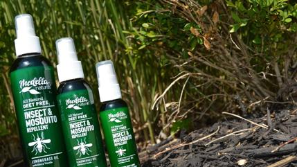 Medella Labs insect repellant