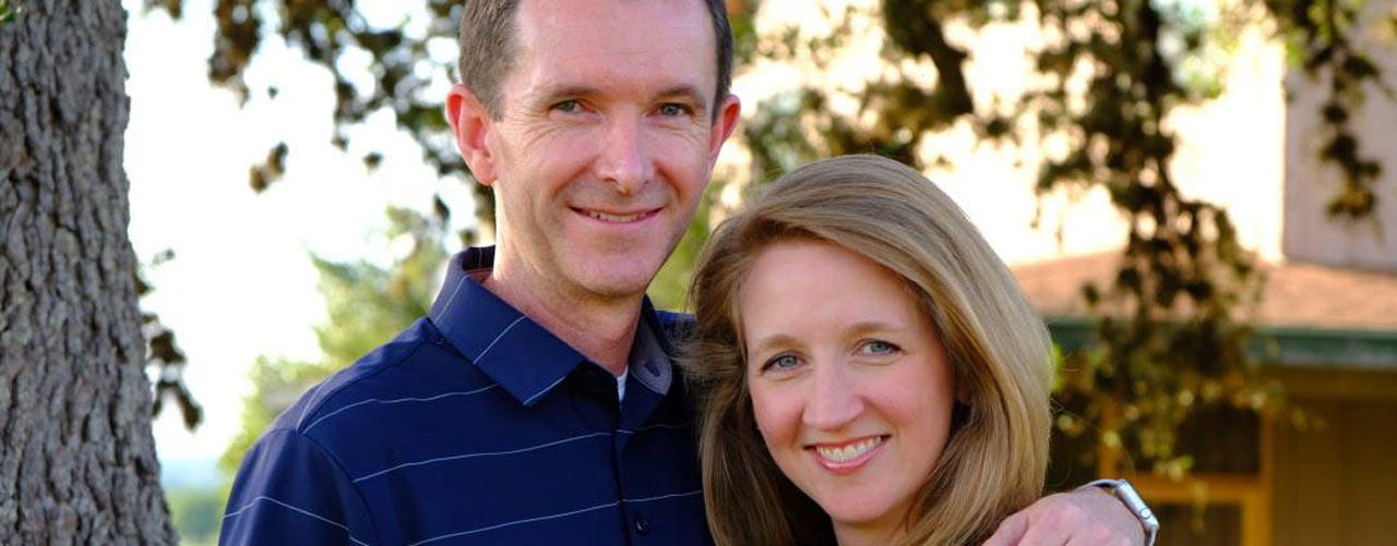 Kyle and Christine Hoover