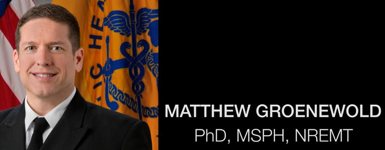Dr. Matthew Groenewold