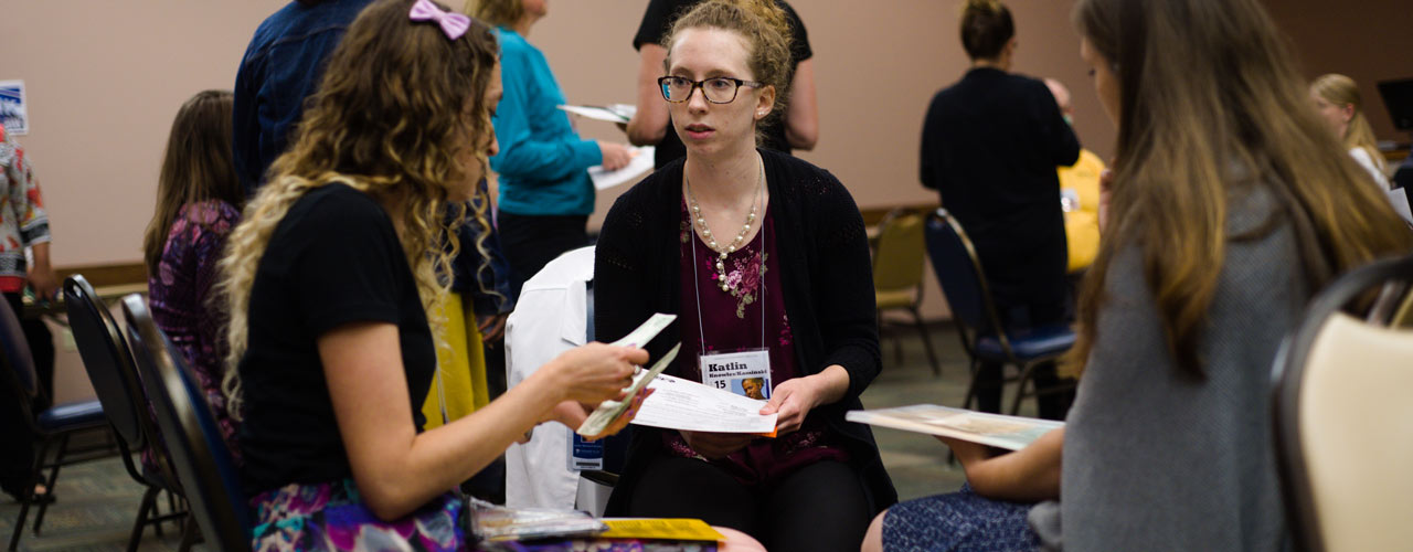 School of Nursing poverty simulation