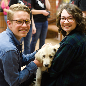 4 Paws For Ability at Cedarville spring 2019