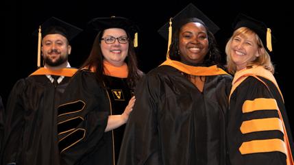 M.S.N. graduates 2018