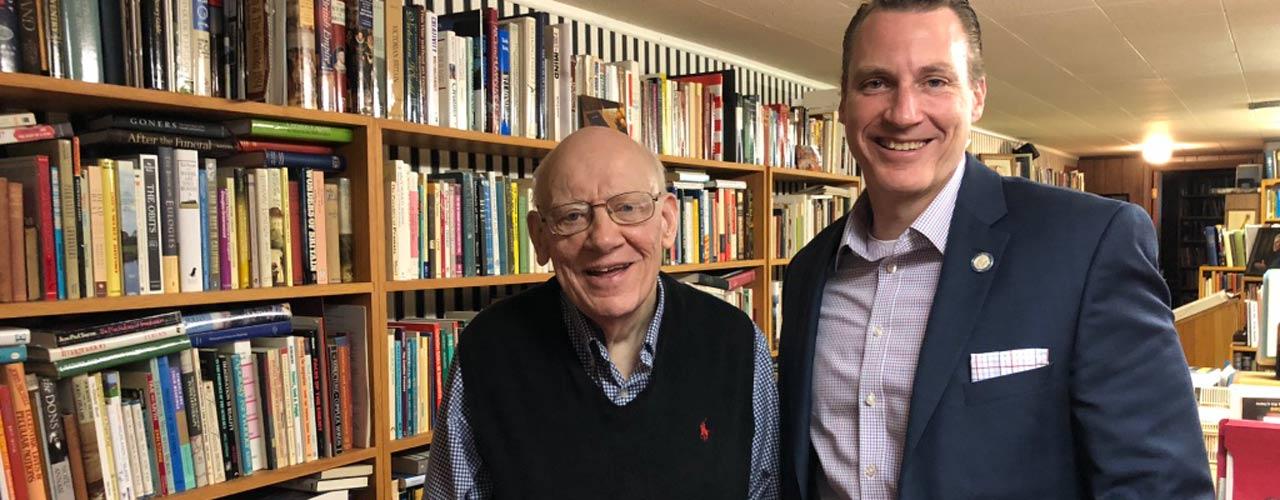 Warren Wiersbe and Thomas White