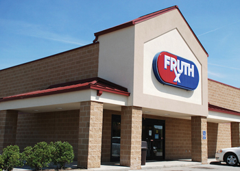 Fruth Pharmacy building