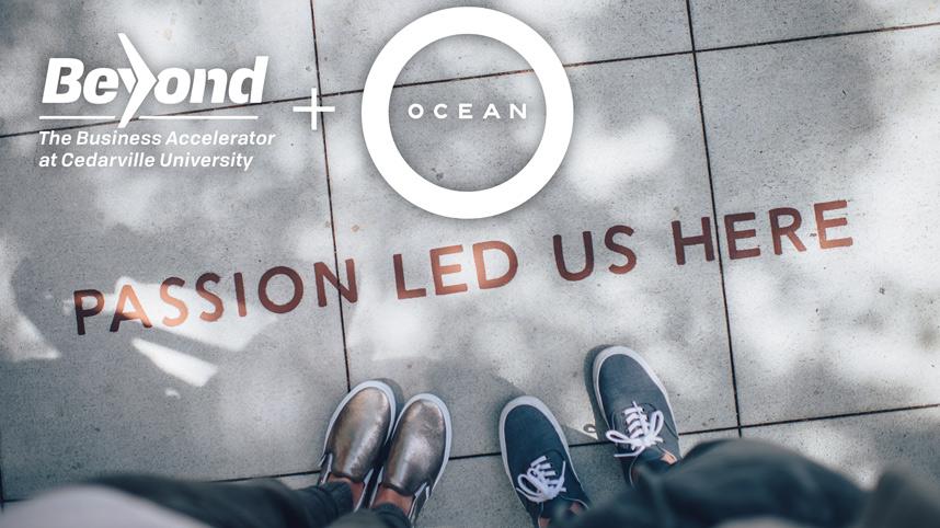 Beyond and Ocean accelerator logo