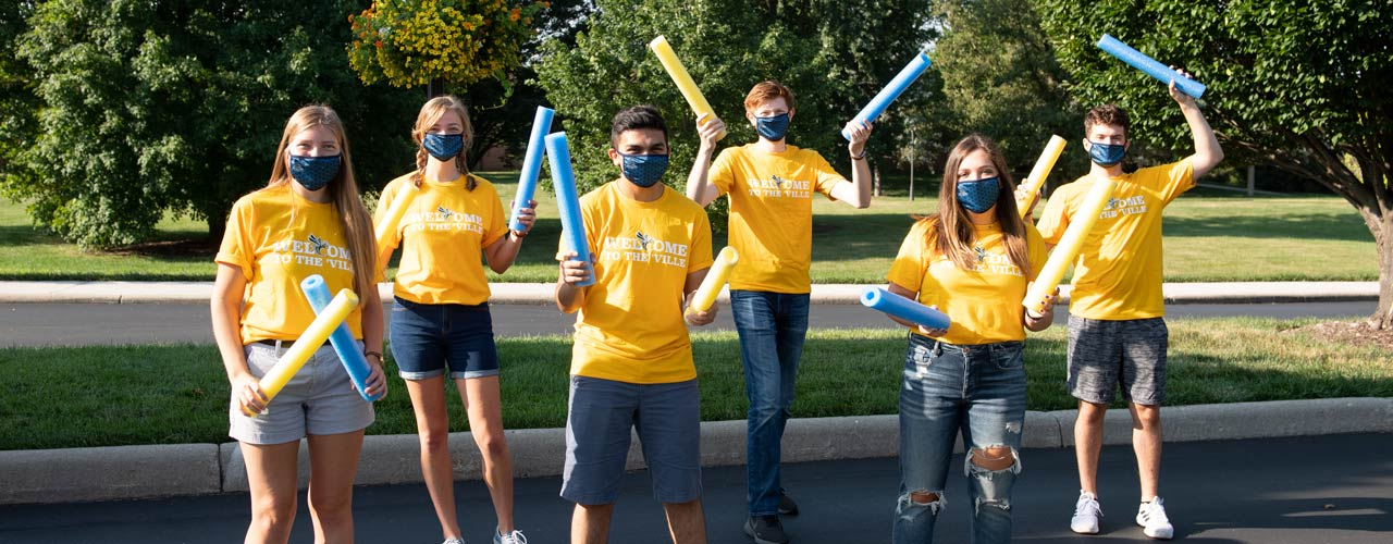 Sting team ready to welcome students back to Cedarville