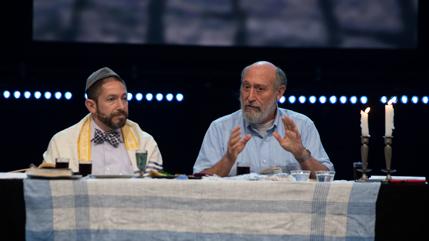 Dr. Michael Sherr and Dr. Bob Chasnov