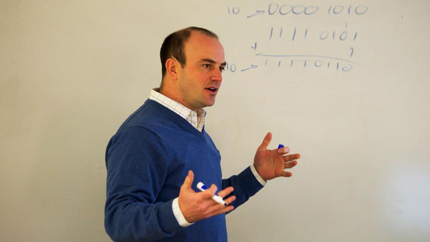 Dr. Seth Hamman