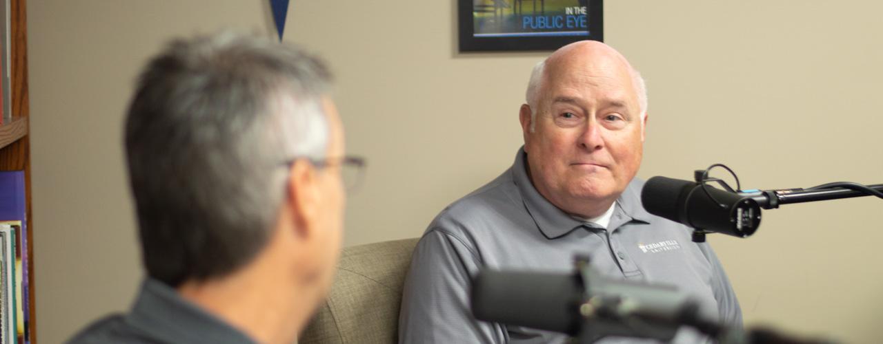 Cedarville Stories podcast with Lt. Gen. Loren Reno