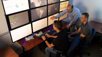 Cyber operations program with Seth Hamman