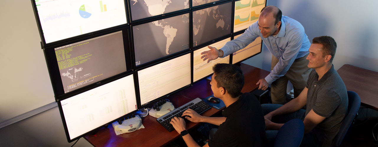 Cyber operations program with Dr. Seth Hamman