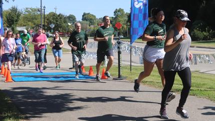 Local 5K race