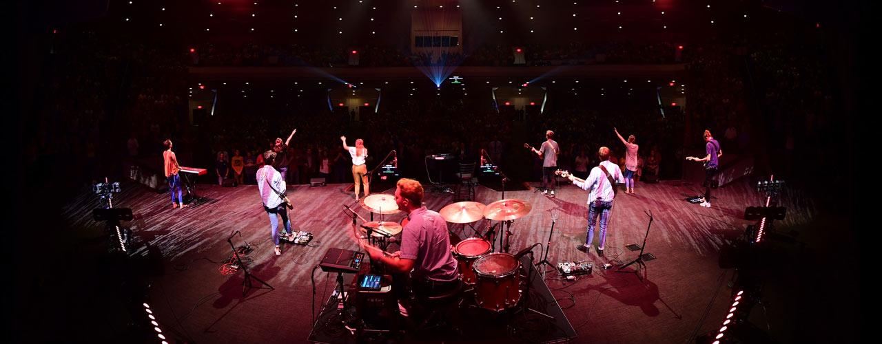 Chapel band