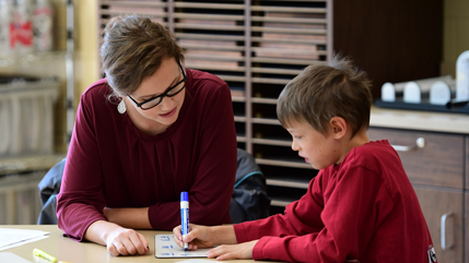 Cedarville Elementary School tutoring