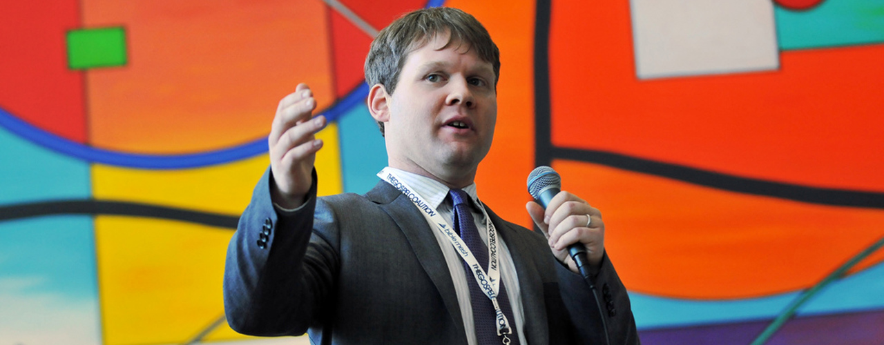 Collin Hansen, Gospel Coalition