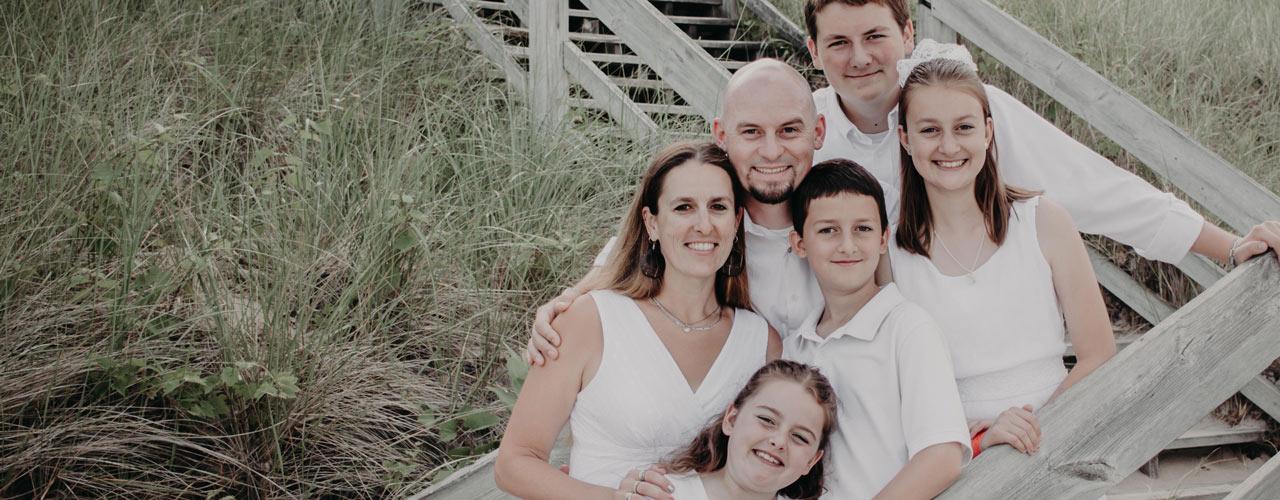 The Davis family of Cedarville
