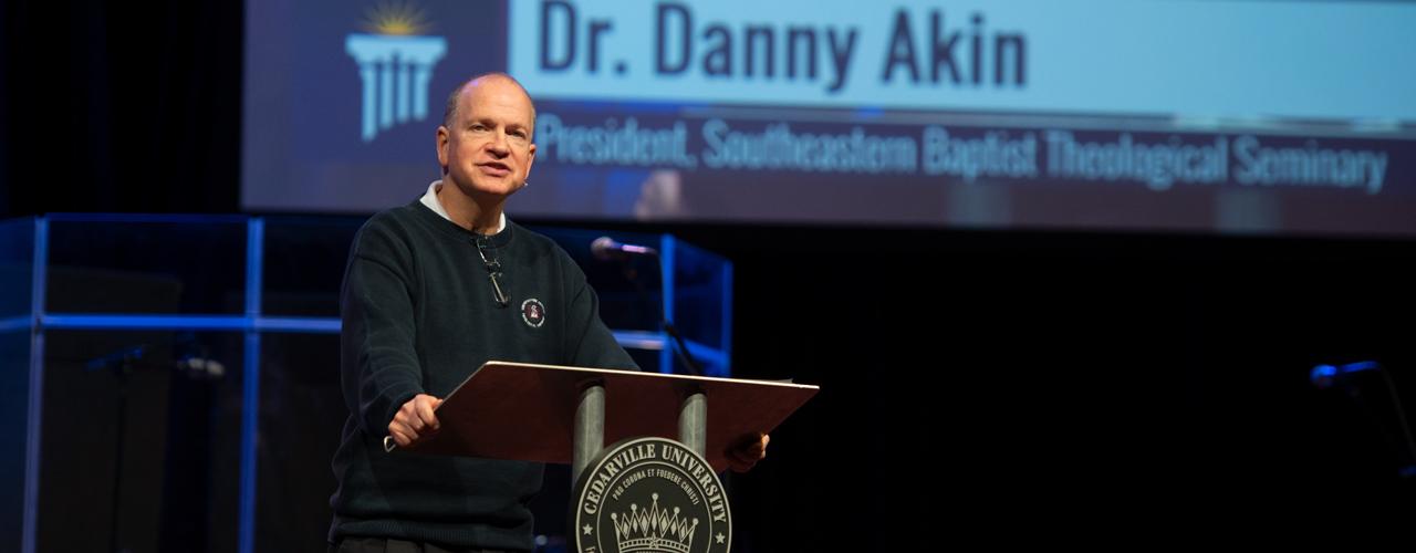 Dr. Danny Akin