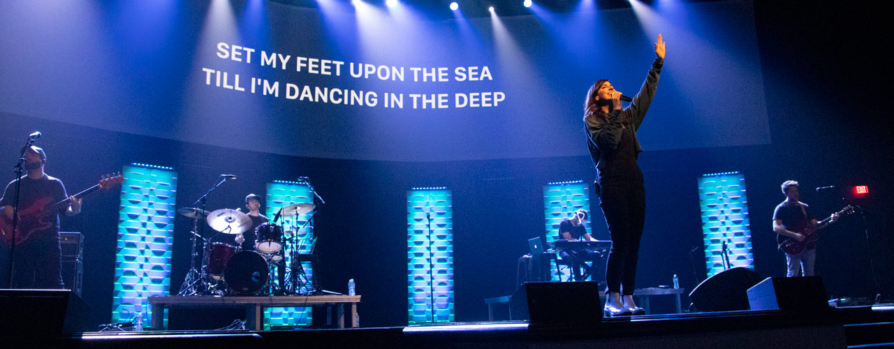 Worship 4:24 2019