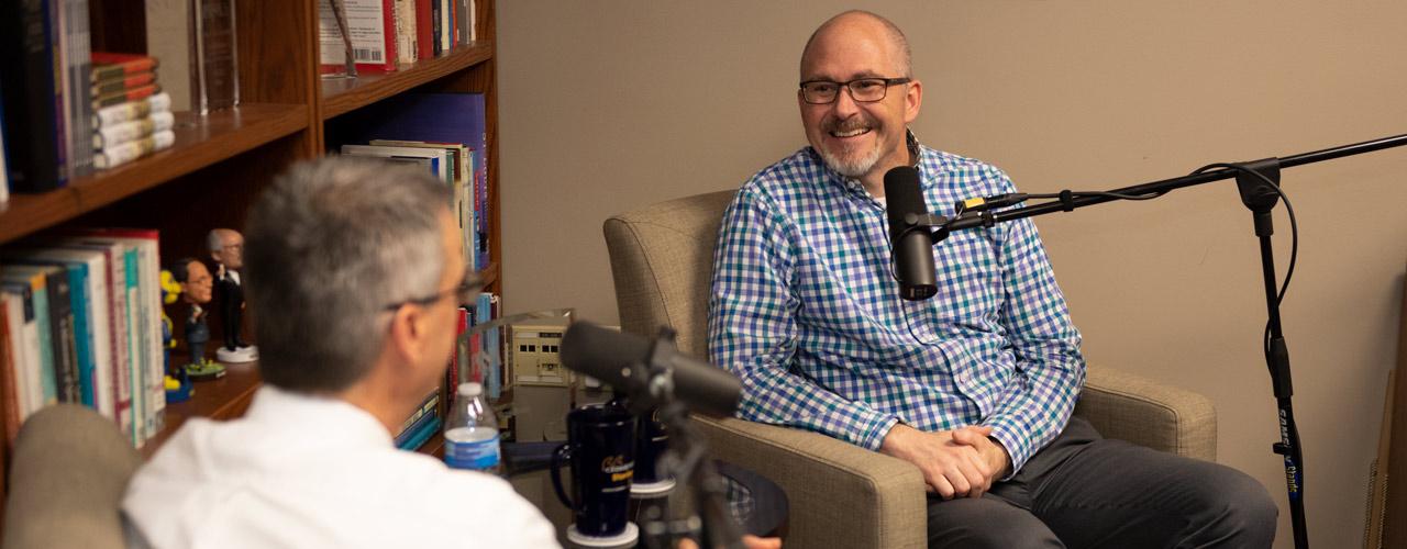 Mark Weinstein and Michael McKay