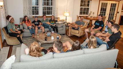 Aaron Cook and Discipleship Council