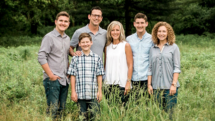 The Gearhart Family