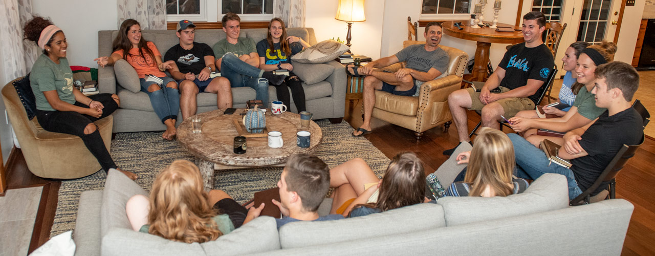 Aaron Cook and the Discipleship Council