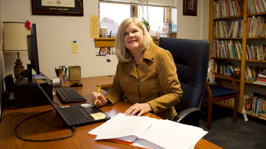 Dr. Ruth Sylvester