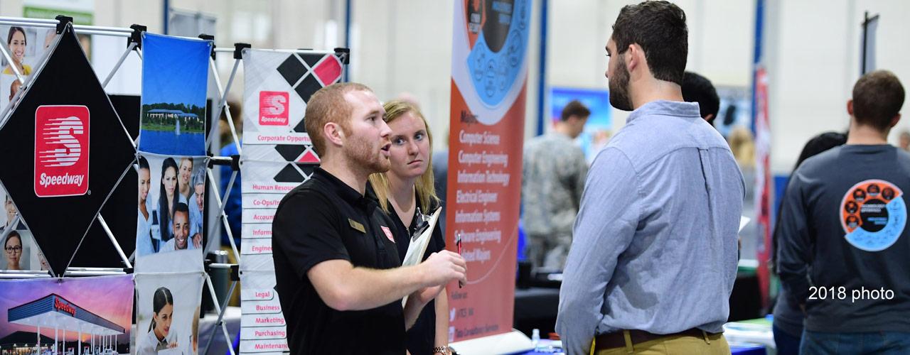 2018 fall career fair