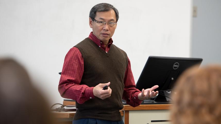 Dr. Luke Tse