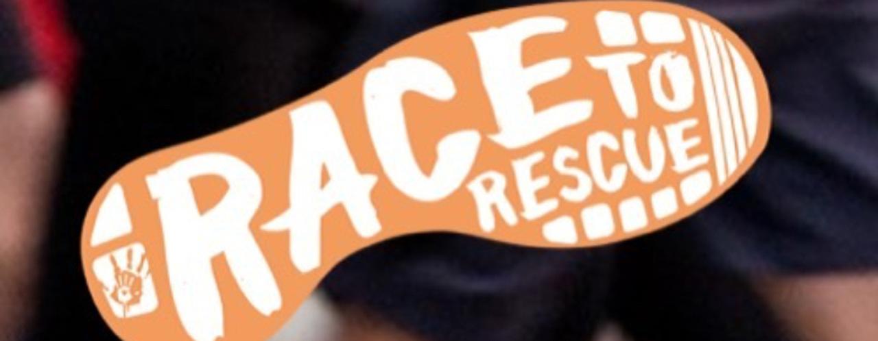 Destiny rescue race logo