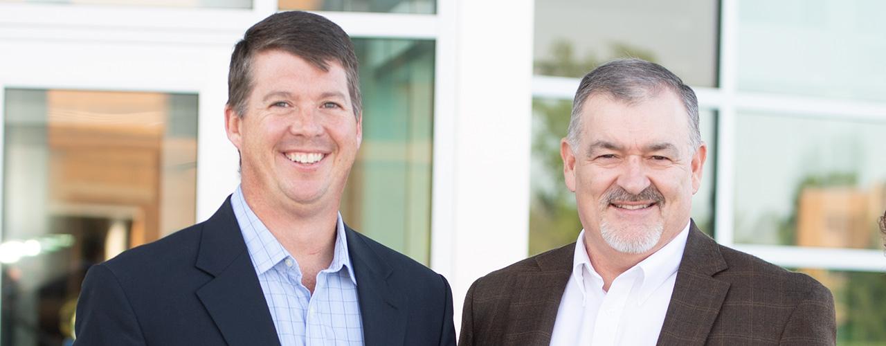 Chris Cross and Alan Geist