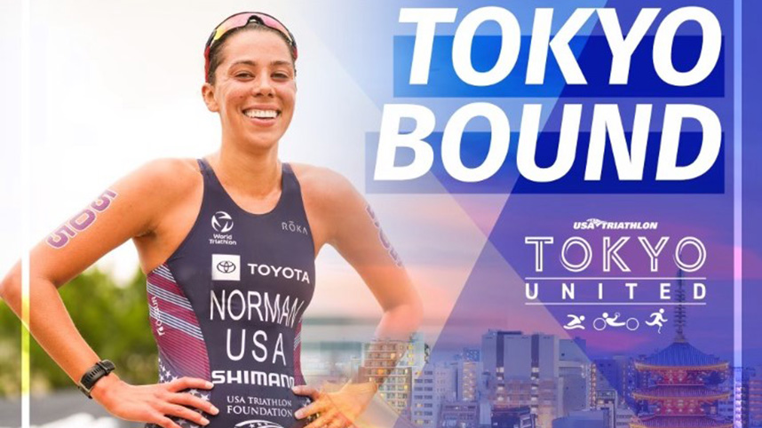 Grace Norman is heading to Tokyo for the 2021 Paralympics