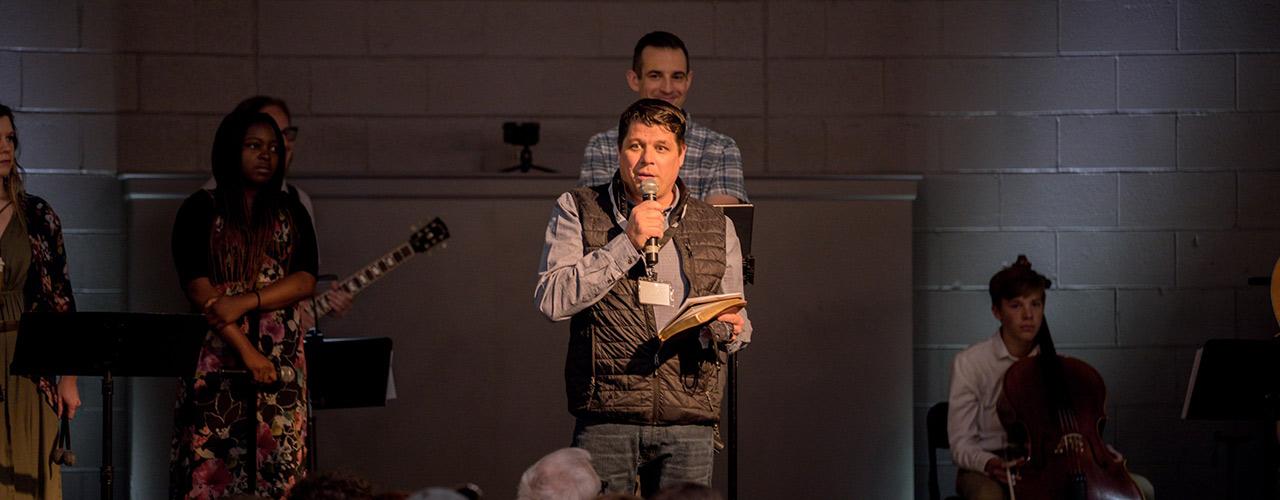 Pastor Will Galkin