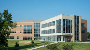 Health Sciences Center building