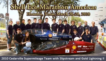 Supermileage Team