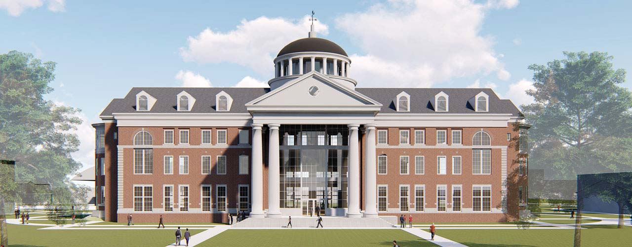 The New Liberal Arts Building to Be Built on Campus