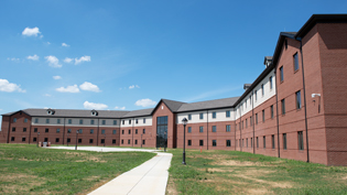 The New Residence Hall to Be Built on Campus