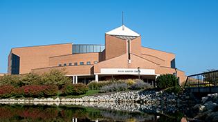 Cedarville's Dixon Ministry Center