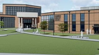 The New Callan Extension to Be Built on Campus