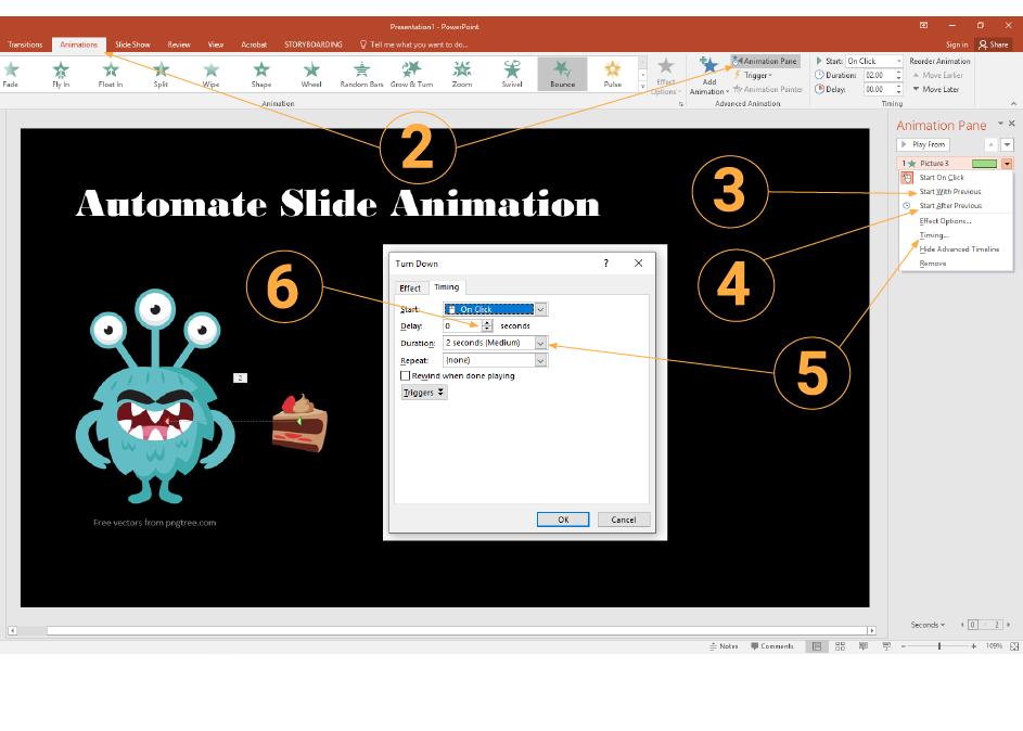 Make PowerPoint Presentation Automatic   Cedarville University