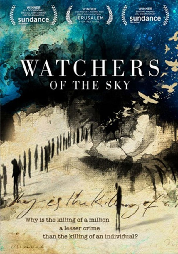 Movie poster for Watcher of the Sky