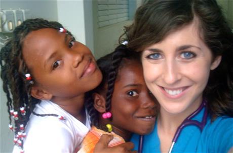 Cedarville Nursing Alumni Diana Pimentel
