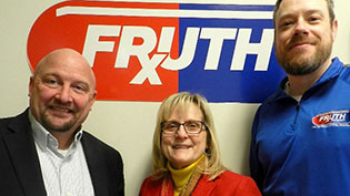 Fruth Pharmacy donates to Cedarville School of Pharmacy.