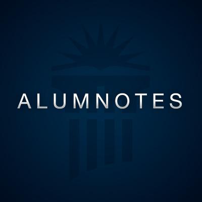 Alumnote logo