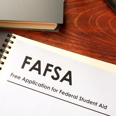 FAFSA brochure