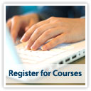 Registere for Courses